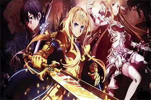 Sword Art Online: Alicization - War of Underworld 1